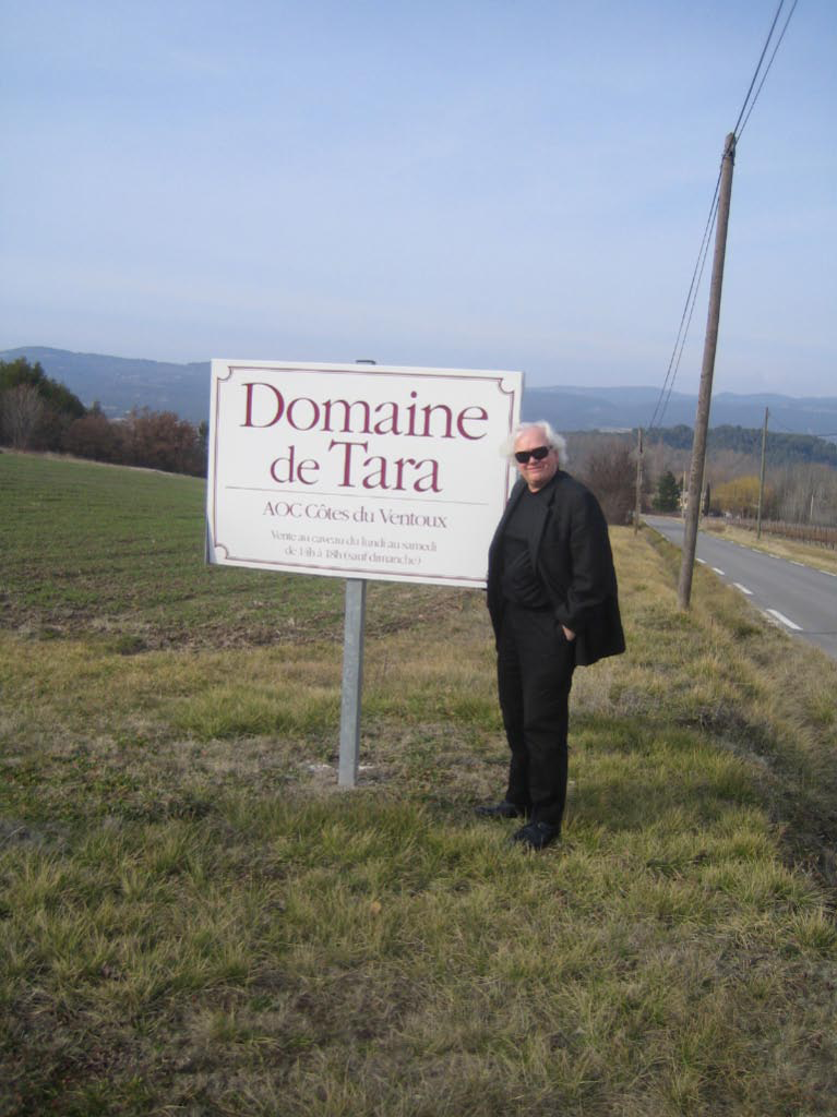 Domaine de Tara sign